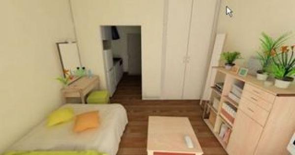 貴女の窮屈な個室を広く見せる推奨の配置技術教えます生活をエール