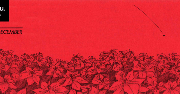 <Floret>12月の花・ガーデニング・ポインセチア・クリスマスローズ・苔・ポンペイ・ヴェスヴィオ(ス)山