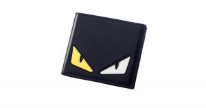 whatna メンズ 財布 二つ折り 薄い 本 革 黒 全三色