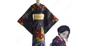 白日の魔香 珠世 コスプレ衣装 【鬼滅の刃】 cosplay 和服