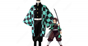 竈門炭治郎 コスプレ衣装 【鬼滅の刃】 きめつのやいば cosplay 水柱 隊服