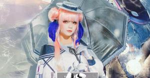セイロン コスプレ衣装 【アークナイツ】 cosplay 锡兰 Ceylon 戦闘服