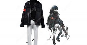 ファウスト コスプレ衣装 【アークナイツ】 cosplay 浮士德 FAUST 戦闘服