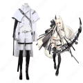 プラチナ コスプレ衣装 【アークナイツ】 cosplay 白金 Platinum 戦闘服