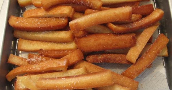 食パンで作る簡単おやつレシピ集