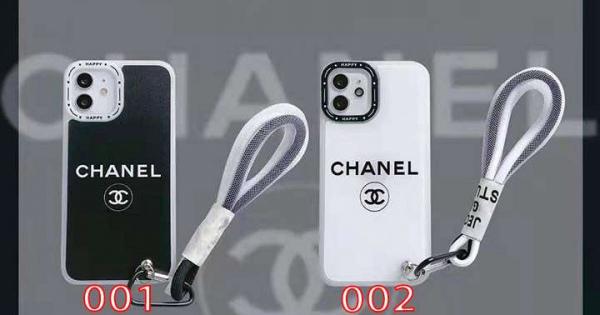 chanel アイフォン 13 pro max綺麗携帯ケース