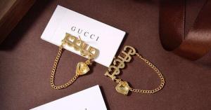 ロゴ付き 珍珠 香水ボトル ラグジュアリー Chanelイヤースタッド