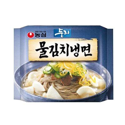 『農心』ドゥンジ冷麺|水冷麺