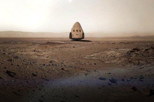 米スペースX、2018年の火星探査計画を発表