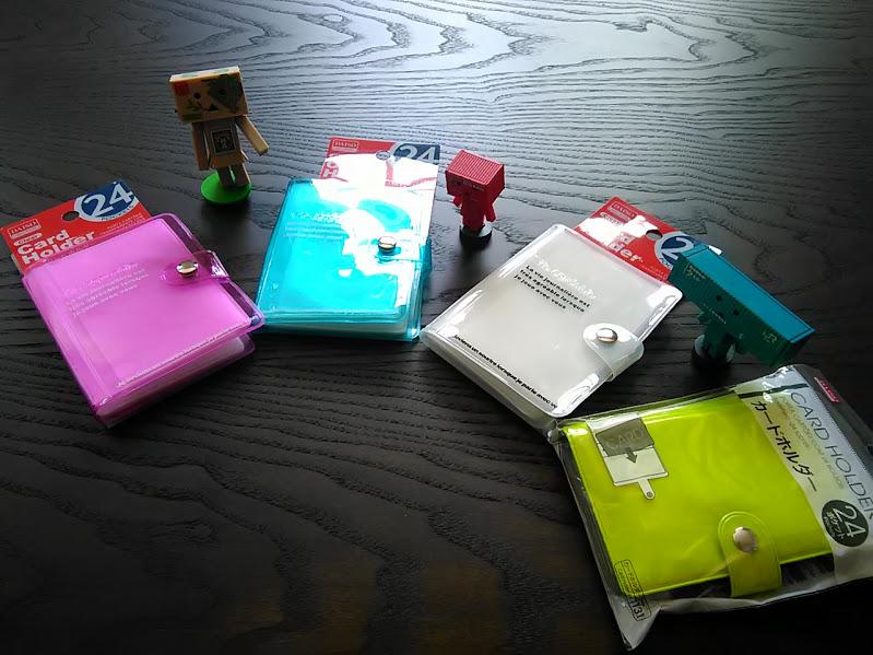 使える100円均一カードケース商品はどれだ!