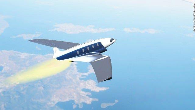 NY―ロンドン間を11分 夢の超音速旅客機誕生か