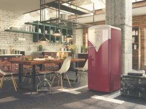 gorenjeゴレニアのおしゃれな冷蔵庫