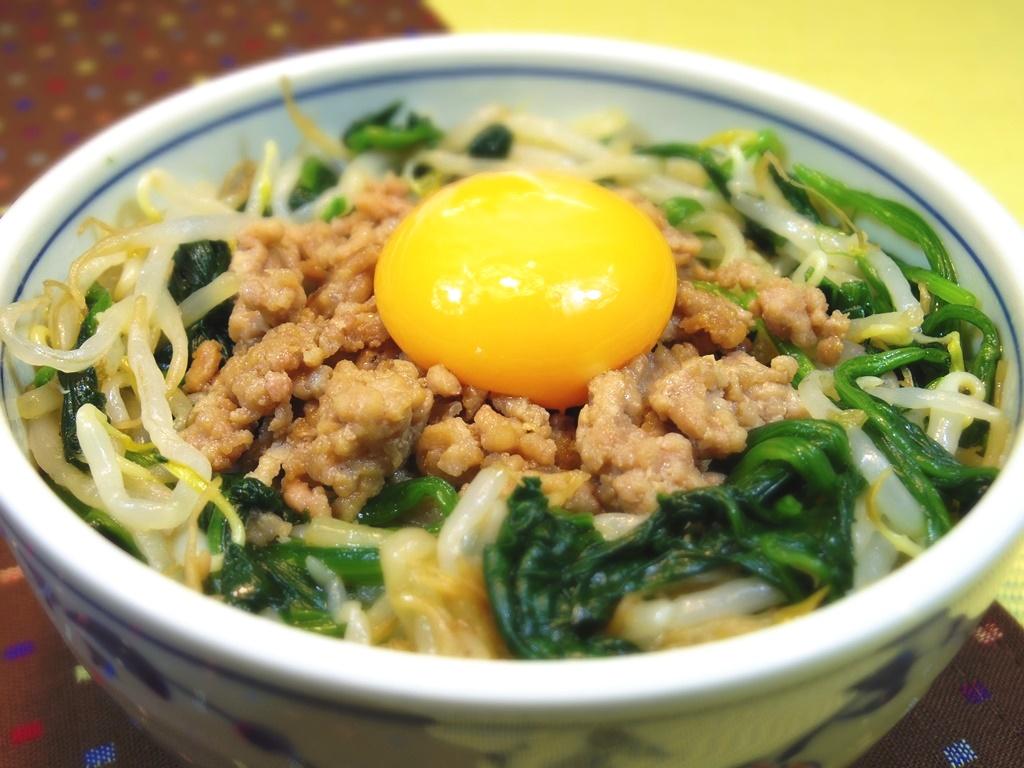 【東北醤油・口福】スタミナ丼