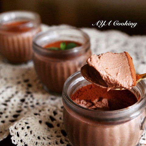 絶品濃厚求めていた チョコレートプリン