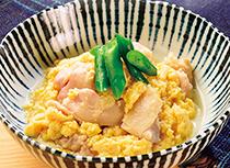 【昼食】親子煮