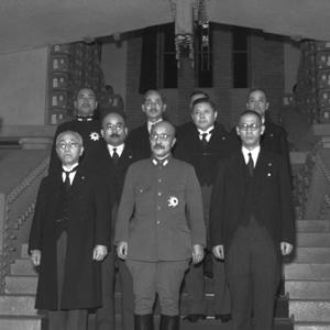 ■画像は1941年10月18日の内閣です