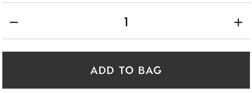 個数や、サイズ等を選び 『ADD TO BAG』又は『ADD TO CART』をクリック