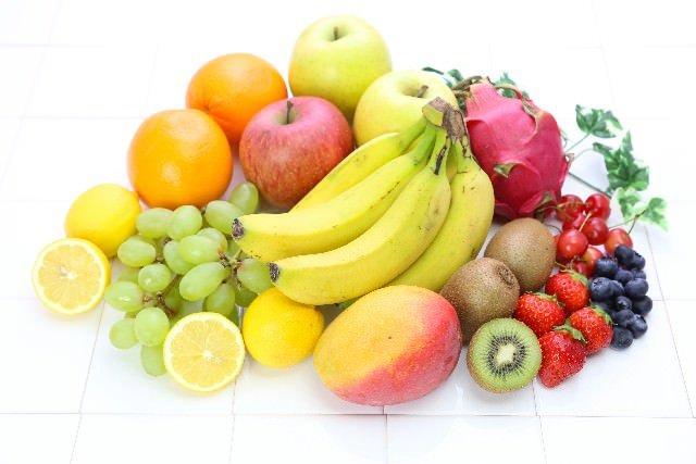 高血圧の方には、果物も効果的です