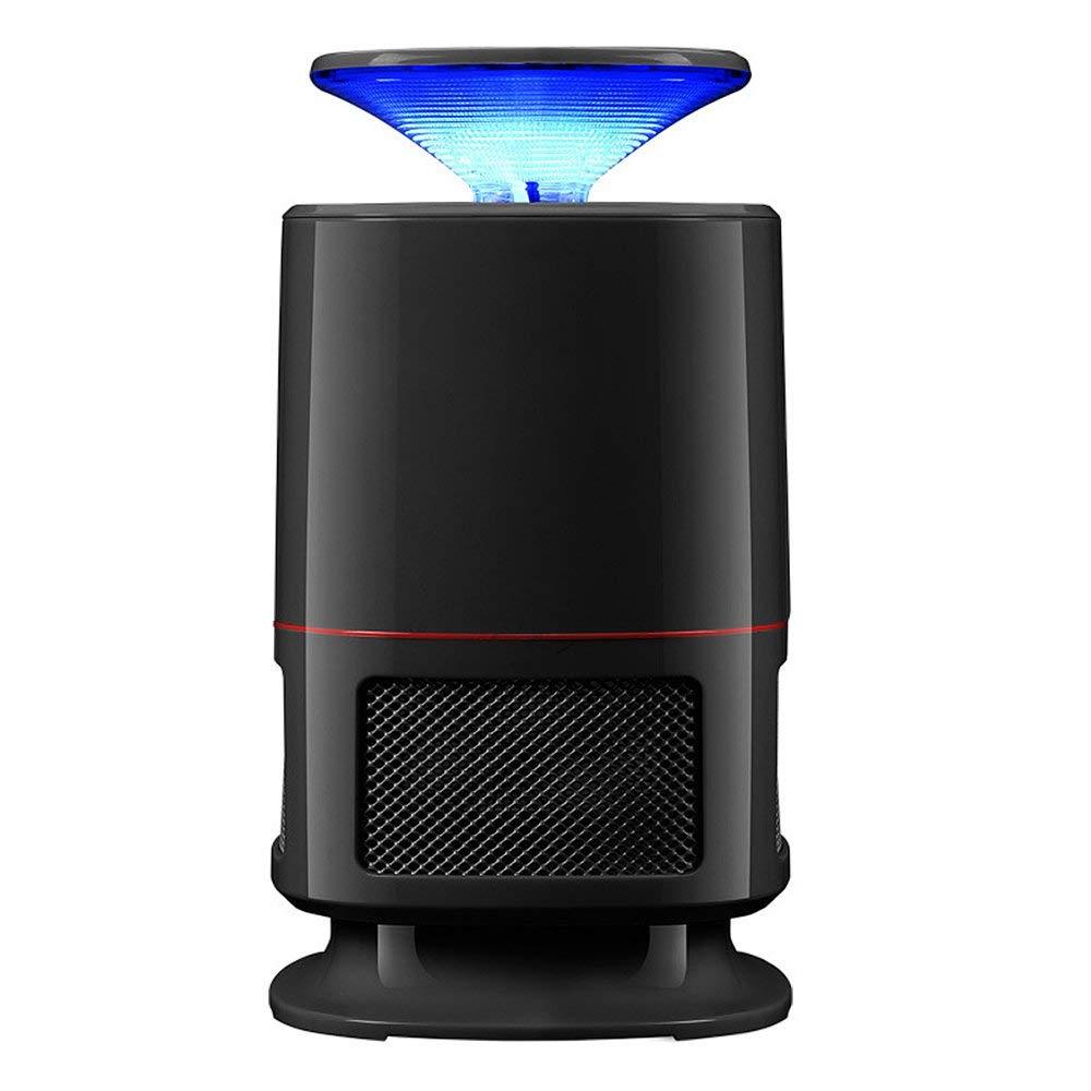 蚊ランプ 蚊取り器 UV光源吸引式捕虫器 電撃殺虫灯USB給電式 セール特価¥ 1,680