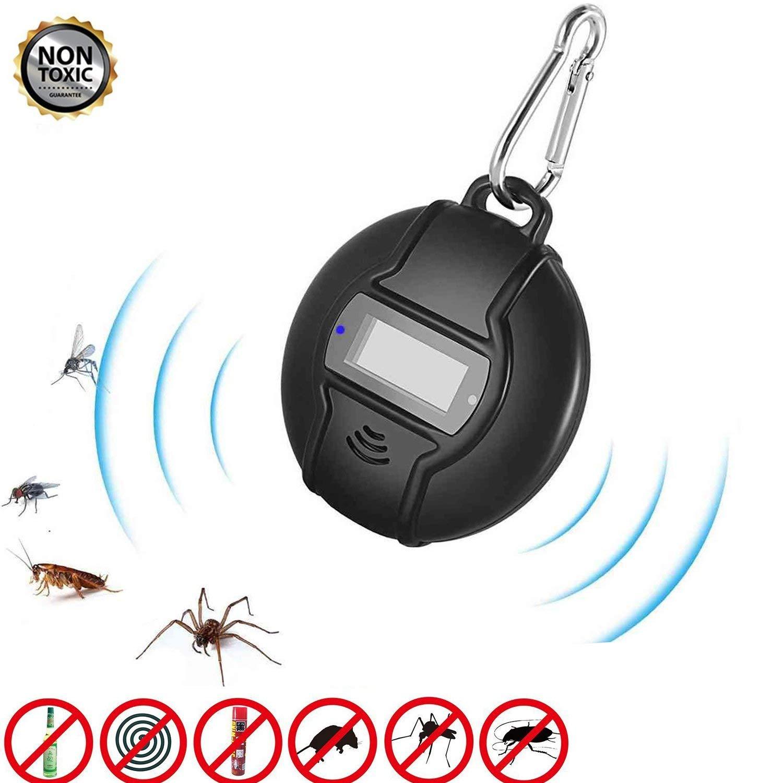 超音波害虫駆除器 蚊取り器 USBタイプ& ソーラー充電 蚊超音波式捕虫器 蚊 屋外 害虫駆除 携帯便利羅針盤付 蚊 ソーラーセール価格¥ 1,599