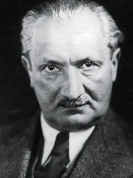 マルティン・ハイデガー