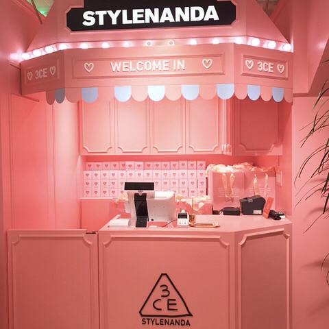 スタイルナンダ(STYLENANDA)の専属モデル