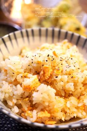 【CCPに動画あり】激旨!鮭のニンニクバター醤油炊き込みご飯