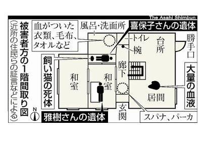 愛知県蟹江町母子3人殺傷事件