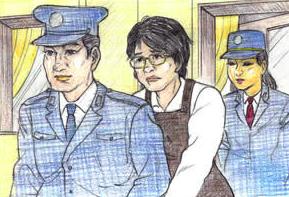 長女薬殺未遂事件  初公判(奈良地裁)被告・坂中由紀子