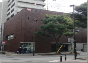 2人の記者が殺傷された朝日新聞阪神支局
