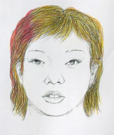 女性は埼玉県出身の職業不詳、白津佳奈(しらつ・かな)さん(16)