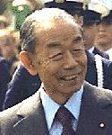 当時の福田赳夫内閣総理大臣