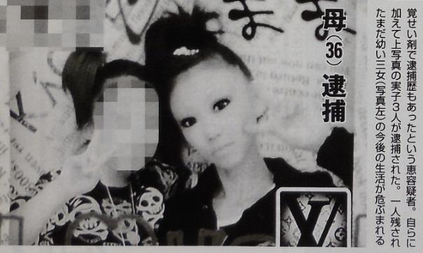 窪田恵容疑者( 36 )