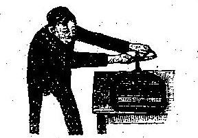 アナログな方式のコピー機、当初は見向きもされなかった。