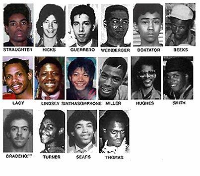 起訴に至った16人の被害者たち