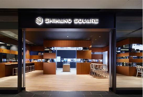 SHIMANO SQUARE(グランフロント大阪・北館4F)
