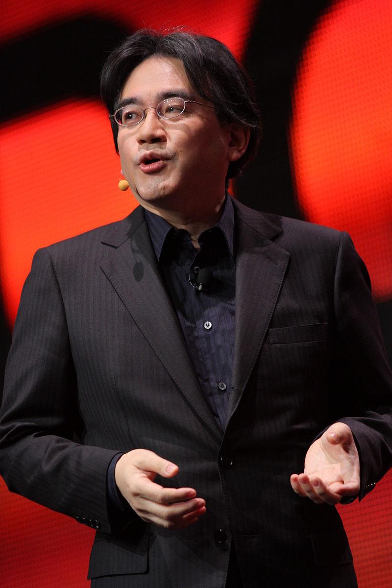 岩田聡(いわたさとる)