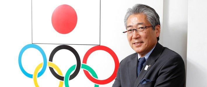 竹田恆和 日本オリンピック委員会会長・東京五輪招致委員会理事長