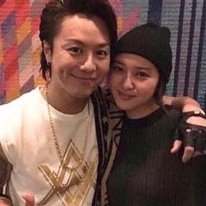 エクザイルTAKAHIROと武井咲夫妻