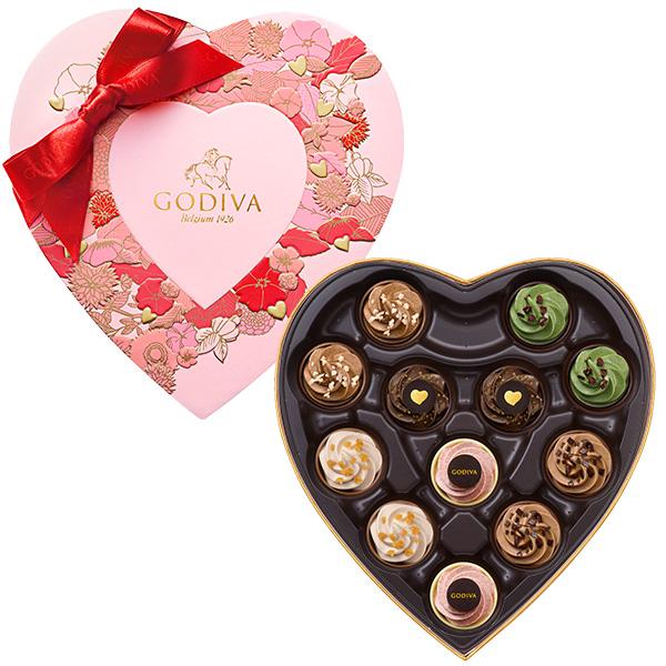 GODIVA 2019バレンタインチョコレート