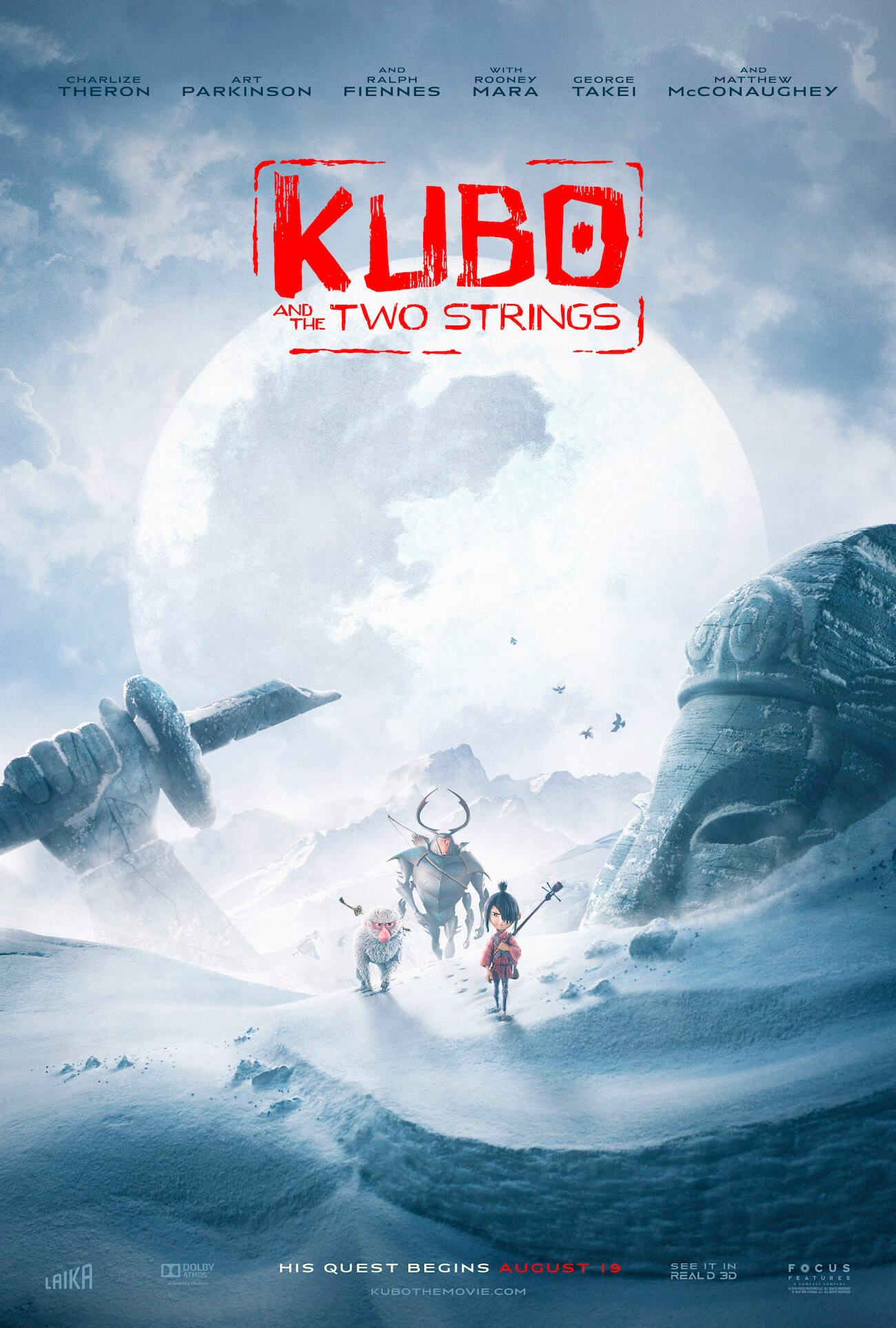『Kubo and the Two Strings』