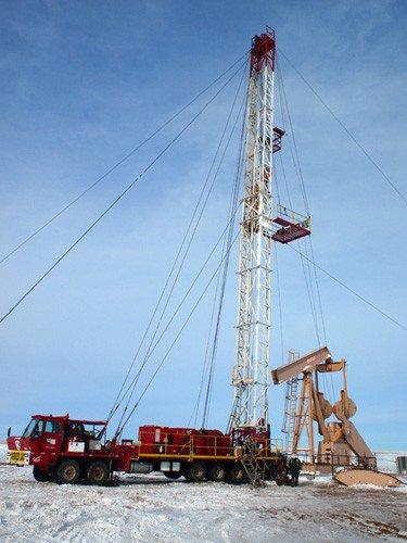 石油掘削リグ