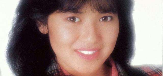 石川秀美  どんどん顔が変わって…