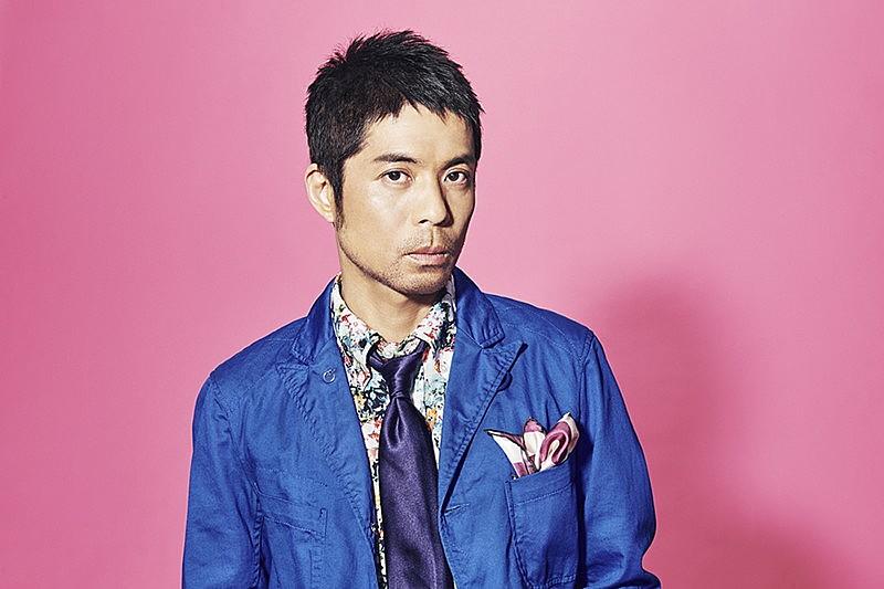 久保田利伸 ← ええ、彼には楽器として参加してもらいました