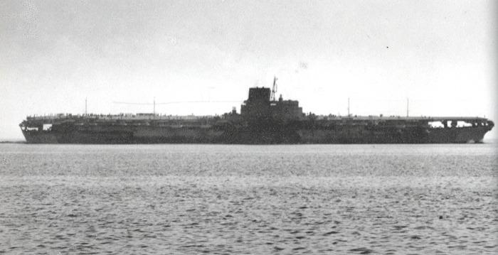 大和型3番艦:空母信濃