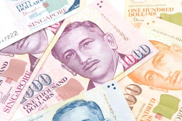 シンガポール1万Sドル紙幣