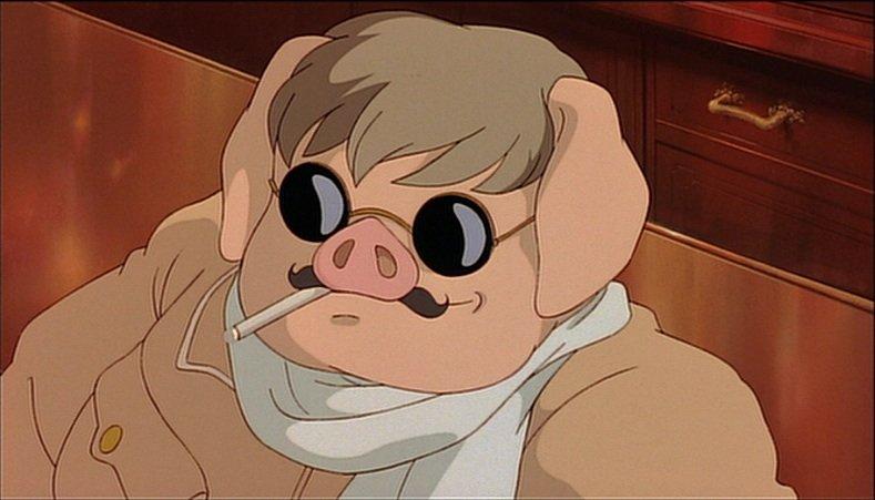 「紅の豚」主人公ポルコ
