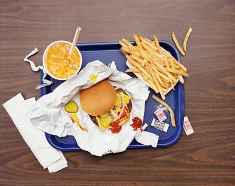 食生活の乱れ