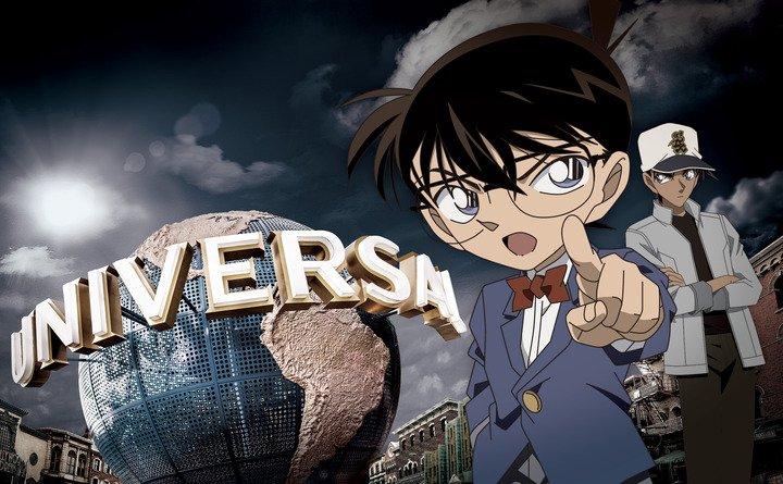「ユニバーサル・スタジオ・ジャパン」(USJ)に「名探偵コナン」をテーマにしたリアル脱出ゲーム登場
