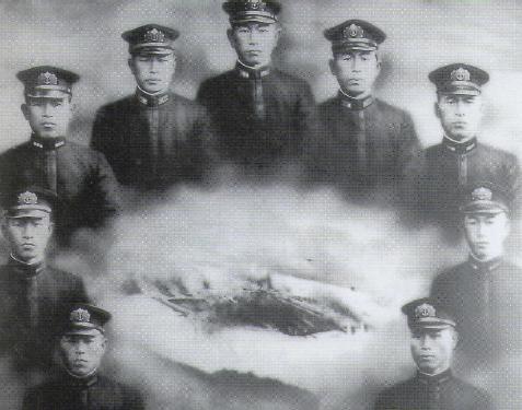 特殊潜航艇「甲標的」部隊編成